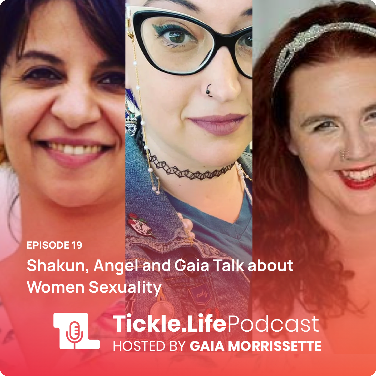 - Shakun, Angel and Gaia Talk about Women Sexuality