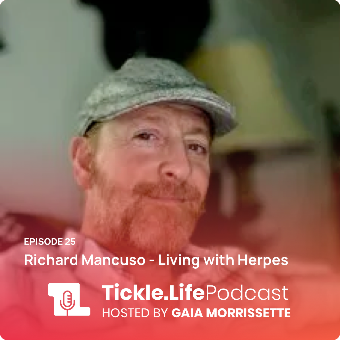 - Richard Mancuso - Living with Herpes