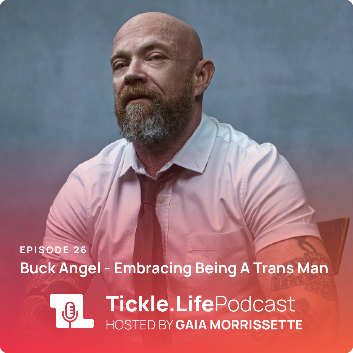 - Buck Angel - Embracing Being A Trans Man