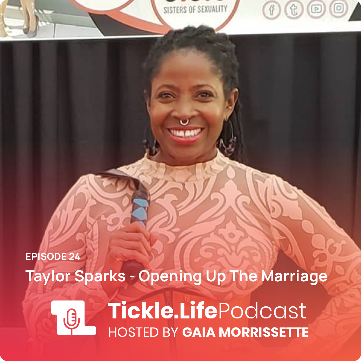 - Taylor Sparks - Opening Up The Marriage