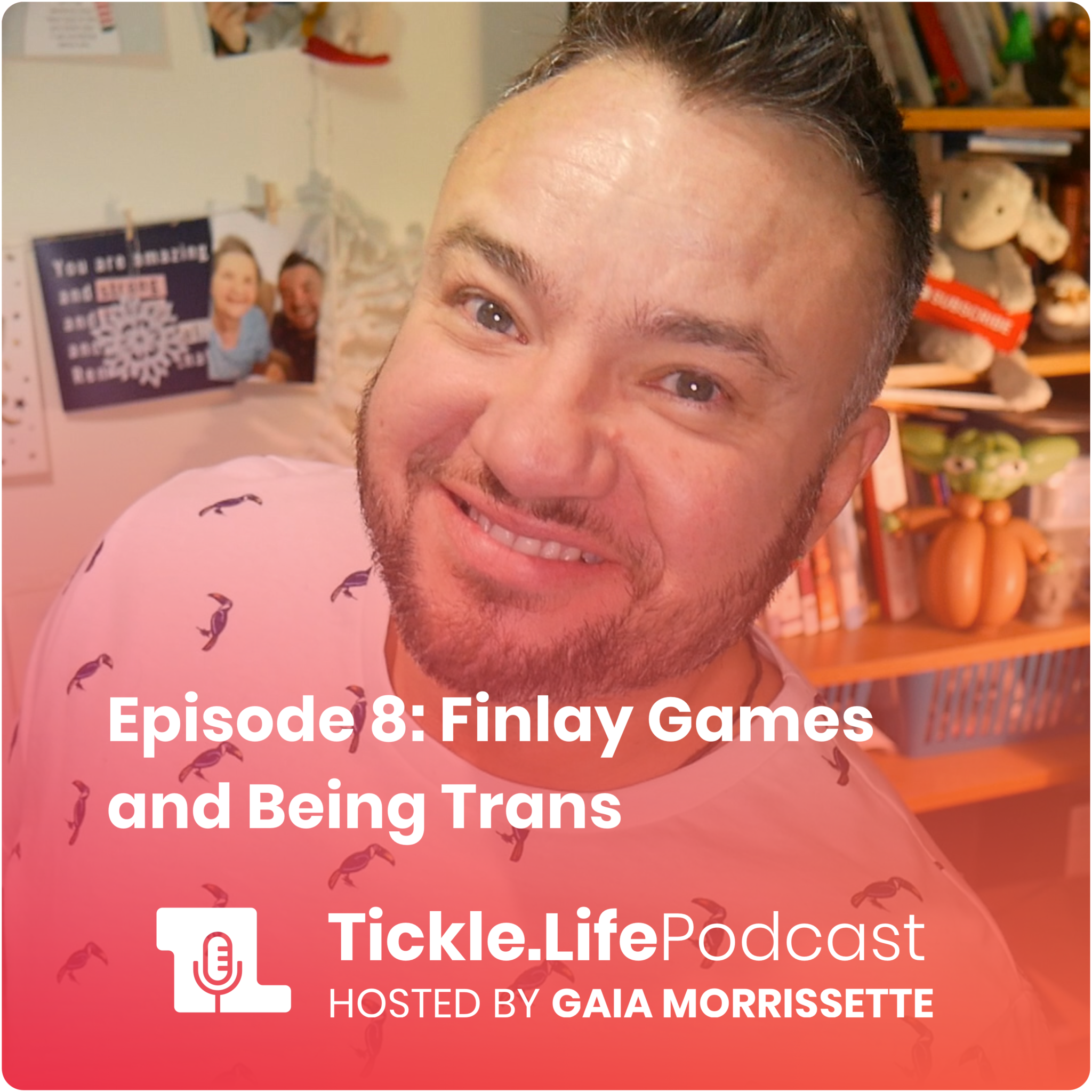 - Finlay Games and Being Trans