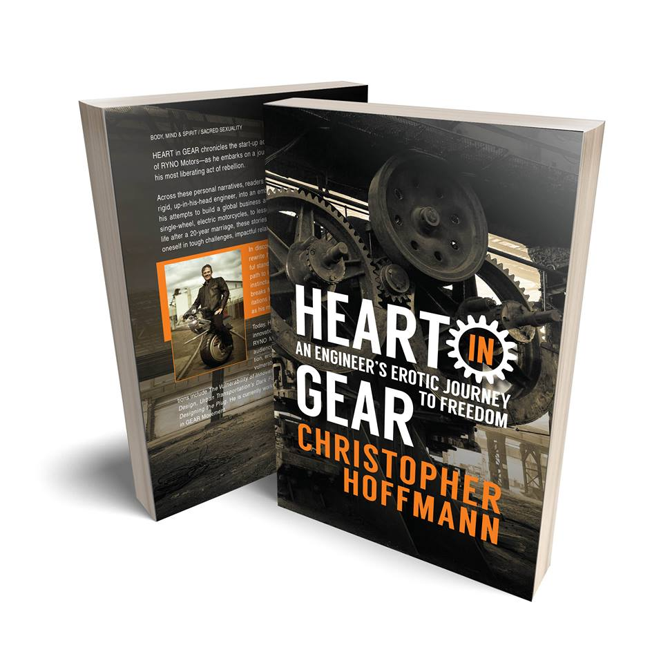 Heart in Gear - Christopher J Hoffmann  (Kindle Edition)