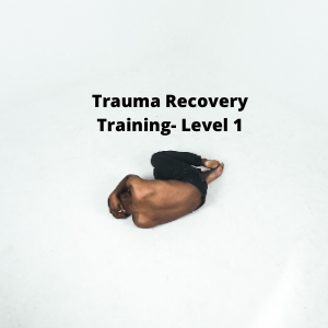 Trauma Recovery Professional Training- Level 1