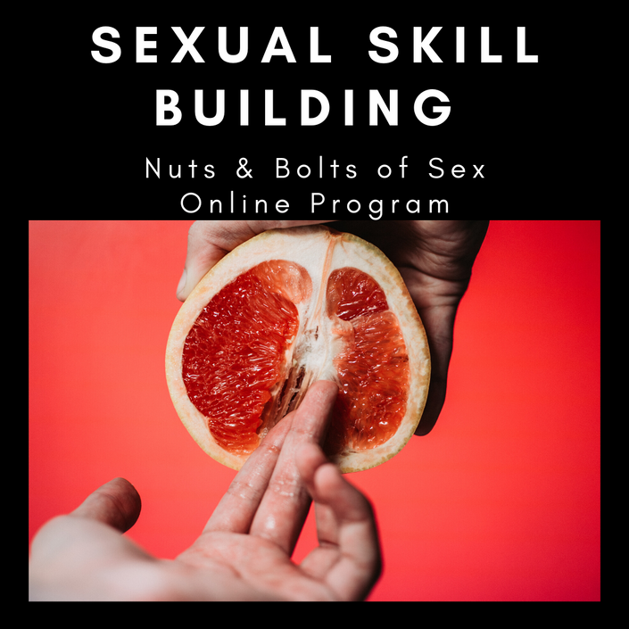Sexual Skill Building - Gaia Morrissette