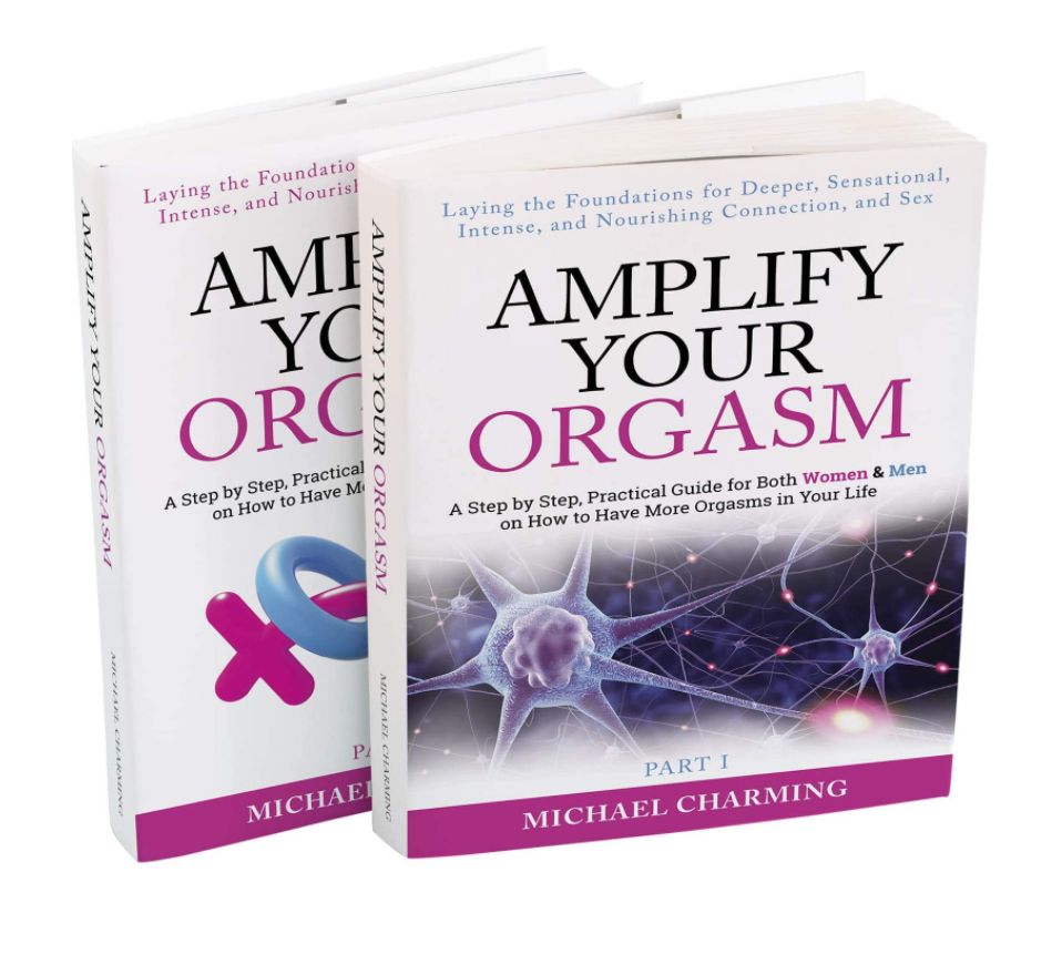 Amplify Your Orgasm - Michael Charming - Paperback