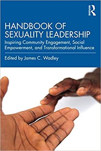 Handbook of Sexuality - James C Wadley - Paperback