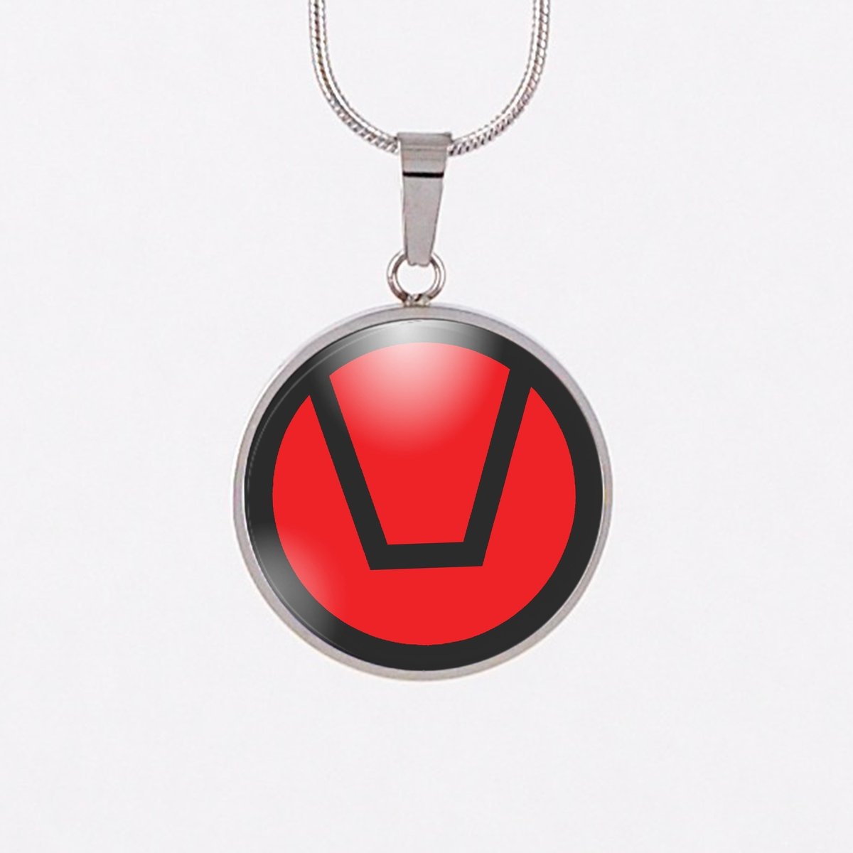 Sublimation Original Swinger Symbol necklace